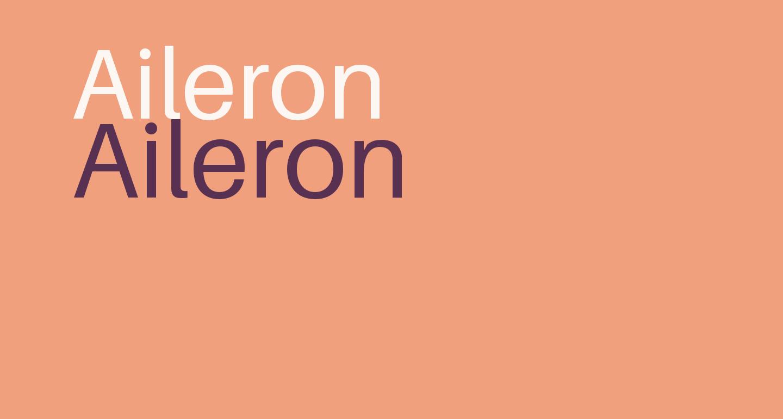 Aileron