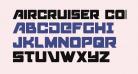 Aircruiser Condensed