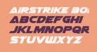 Airstrike Bold