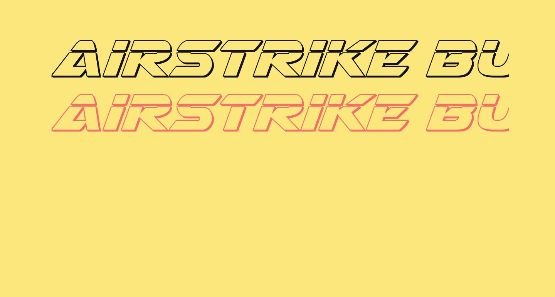 Airstrike Bullet Regular