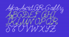 Aka-AcidGR-Calligram