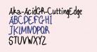Aka-AcidGR-CuttingEdge