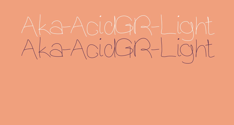 Aka-AcidGR-Lightinjapan