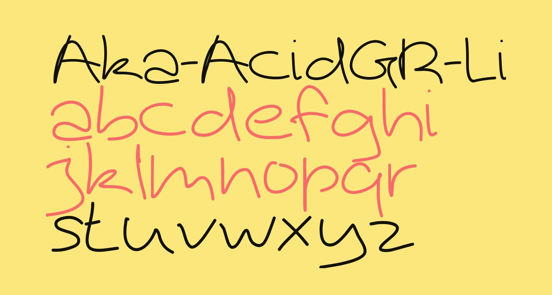 Aka-AcidGR-Linky