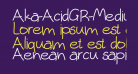 Aka-AcidGR-MediumInJapan