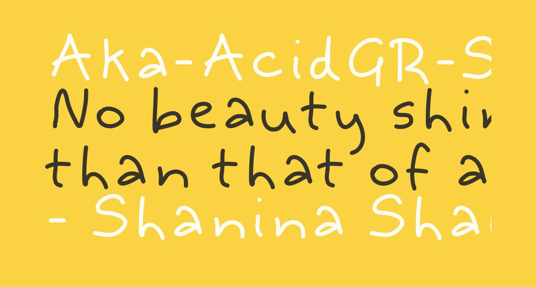 Aka-AcidGR-Safe