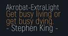 Akrobat-ExtraLight