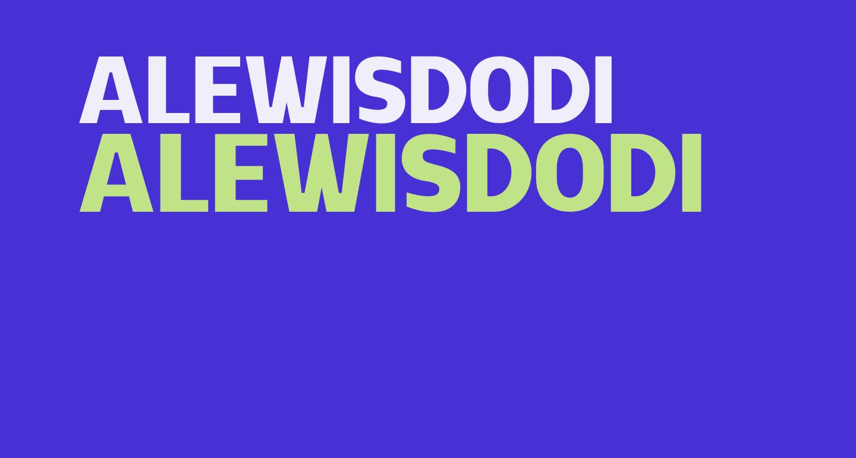 ALEWISDODI