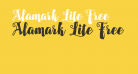 Alamark Lite Free
