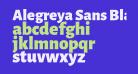 Alegreya Sans Black