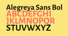 Alegreya Sans Bold