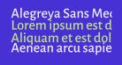 Alegreya Sans Medium