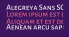 Alegreya Sans SC Medium