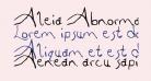Aleia Abnormal