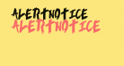 AlertNotice