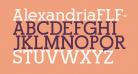 AlexandriaFLF-Bold