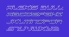 Alexis Bullet Italic