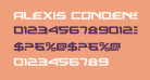 Alexis Condensed