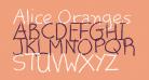 Alice Oranges