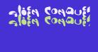 Alien Conquest Bold