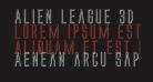 Alien League 3D