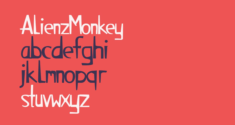 AlienzMonkey