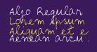 Aljo Regular