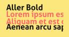Aller Bold