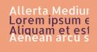 Allerta Medium