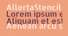 AllertaStencil-Regular