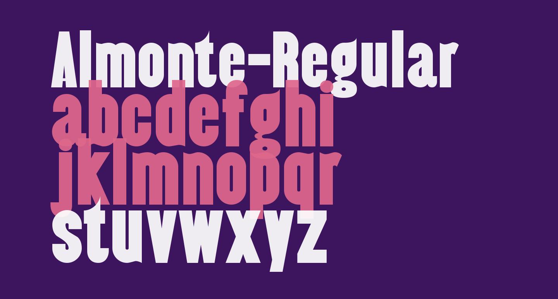 Almonte-Regular