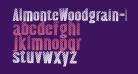 AlmonteWoodgrain-Regular