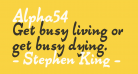 Alpha54