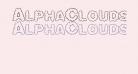 AlphaClouds