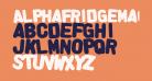 AlphaFridgeMagnetsAllCap