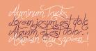 Aluminum Trucks