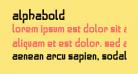 alphabold