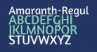 Amaranth-Regular