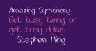 Amazing Symphony