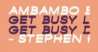 Ambambo Bold