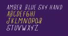 Amber  Blue Sky Handmade