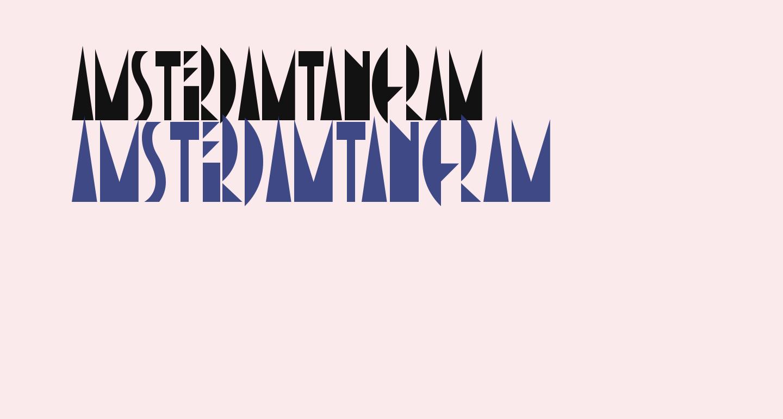 AmsterdamTangram