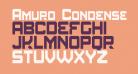 Amuro Condensed