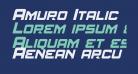 Amuro Italic