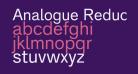 Analogue Reduced 55 Regular