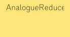 AnalogueReduced-Thin