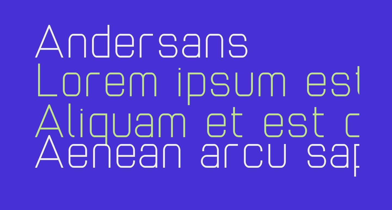 Andersans