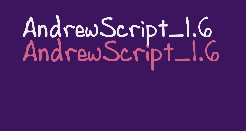 AndrewScript_1.6