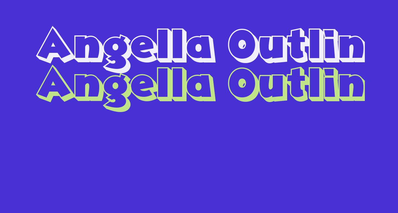 Angella Outline