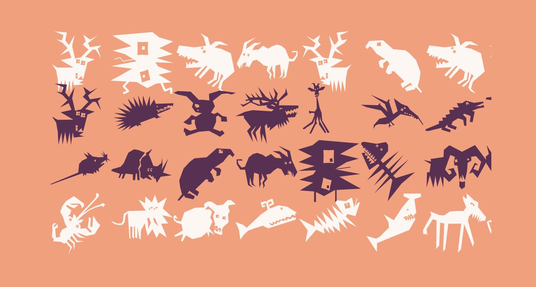 AnimaliaScissored